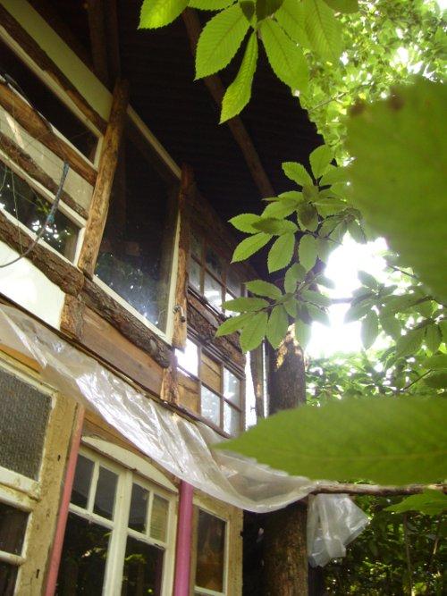deuxième étage fini
